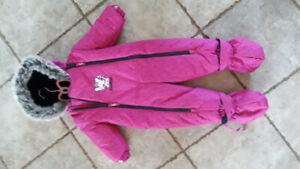 12 M Snow suit