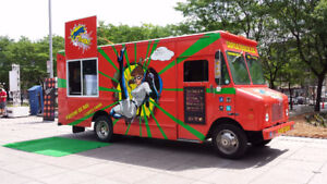 1999 GMC  Grumman Olson Food Truck