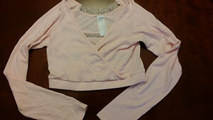 Mirella size 12 to 24 ballet cover up