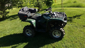 08 Yamaha grizzly 700