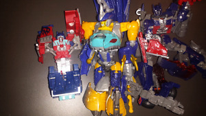 Transformers modern lot of 3