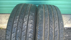 Selling 4X 215 55 16 Continental  All-Season Tires