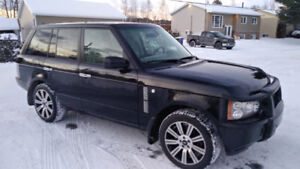 range rover supercharged 2006 modele westminster