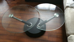 AMAZING rotating coffee table