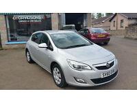 2010 Vauxhall/Opel Astra 1.6i 16v VVT ( 115ps ) Exclusiv