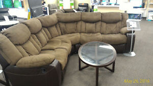 TAFTON JAVA SECTIONAL
