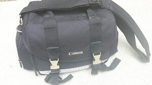 New cannon camera bag