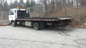 Tow Truck Flatbed for Sale - Nissan Diesel