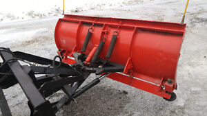 6' Hydraulic Angle Snow Plow