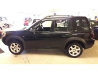 Land Rover Freelander 2.0Td4 E s/w only 102843 miles 01603 622313