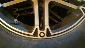 tires and rims low mileage Kawartha Lakes Peterborough Area image 1