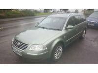 2003MY Volkswagen Passat 2.3 V5 Estate * 91k Miles * Half Leather * Alloys