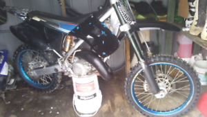 Tm racing 125 2003 echange