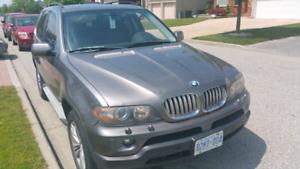 X5 2005 BMW Reduced