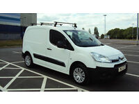 2013 CITROEN BERLINGO 1.6HDi 75ps WHITE L1 625 L1625 ENTERPRISE SPECIAL EDITION