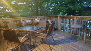 Last minute opening- Aug 1-18, wifi, pet friendly, waterfront!