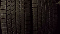 WINTER TIRE  195 / 55 / 15