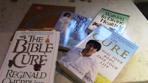 5 Health-Related Books