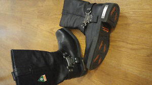 CSA Harley Boots- As New