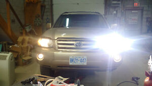 Limited time free shipping on LED headlight replacement bulbs Peterborough Peterborough Area image 2