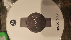 Motorola Motor 360 smart watch