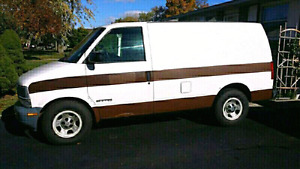1997 GMC SAFARI CARGO VAN | VORTEC V6 | CLEAN CONDITION