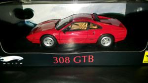 Diecast 1:18 Hotwheels Ferrari 308GTB Elite