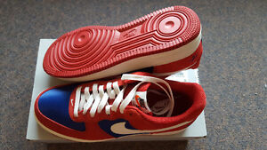 Air Force 1 Low-  Red/Royal Blue USA colorway