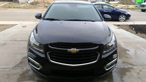 2015 Chevy Cruze LT 1.4L Turbo (upgraded Air Intake)