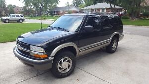 2000 Chevrolet Blazer SUV (AS IS)