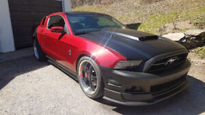 2014 Ford Mustang Pony package Coupe (2 door)