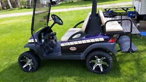 Custom Golf Cart!