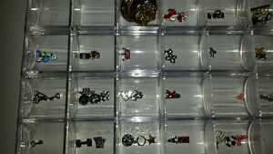 Various charms