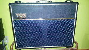 Vox Amp and Pedal Board for Sale