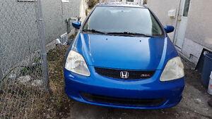 2003 Honda Civic Sir  163000 km