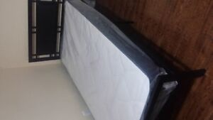 Brand new Mattress and bed frame available 3 sets