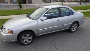 2006 Nissan Sentra 1.8 Special Edition Sedan