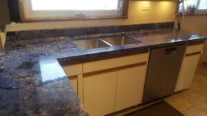 OUR PICTURES ARE FROM REAL PROJECTS - GRANITE COUNTERTOPS