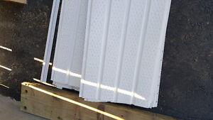 White soffit Material for Sale