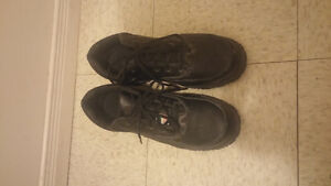 Steel Toe Safety shoes size 12 Kitchener / Waterloo Kitchener Area image 1
