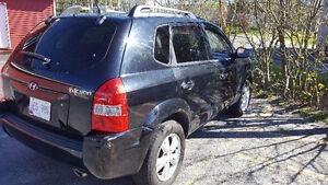 2008 Hyundai Tucson (3850$)