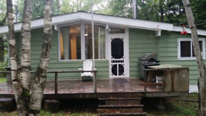 Beautiful Muskoka Waterfront 4-Season Cottage For Rent