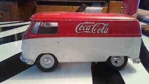 Coca Cola diecast car