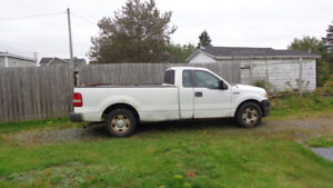 2007 FORD F-150 TRUCK FOR SALE