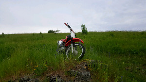CRF 100 WITH OWNERSHIP NEED GONE THIS WEEK