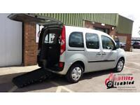 2011 Renault Kangoo Petrol Automatic Wheelchair Disabled Accessible Vehicle