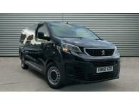 2018 Peugeot Expert 1.6 BlueHDi 1200 S Long Panel Van LWB EU6 6dr Panel Van Dies