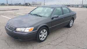 2001 Toyota Camry XLE - LOW KM | MINT CONDITION | CERTIFIED!