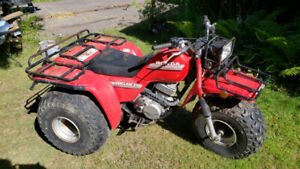 Honda Big Red | Buy a New or Used ATV or Snowmobile Near Me in