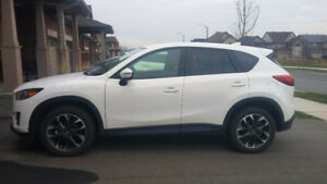 2016 Mazda CX-5 SUV, Crossover with Tech package For Lease